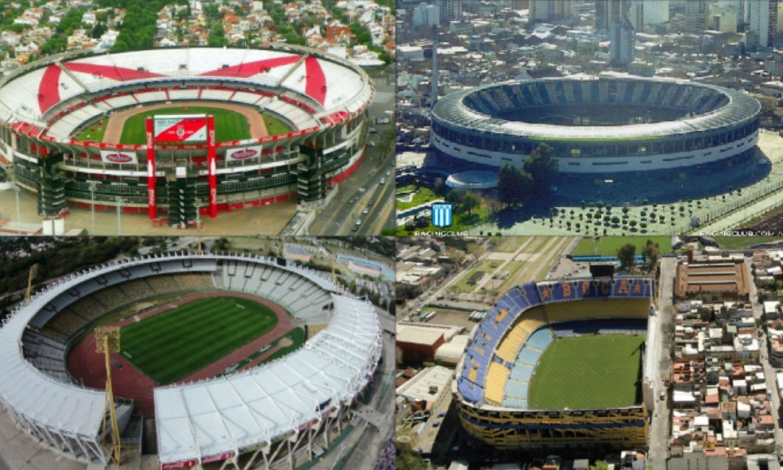 La Bombonera fue distinguida como el mejor estadio del mundo