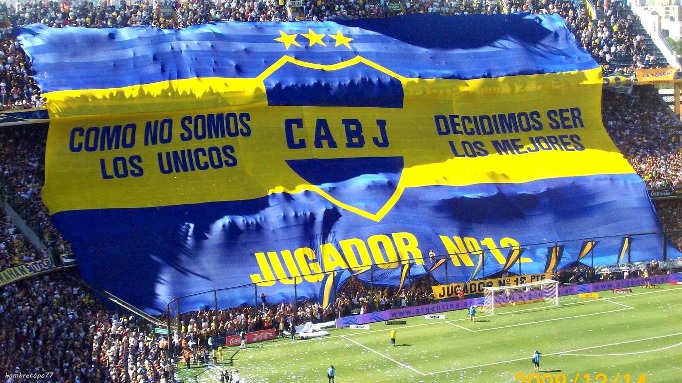 El Día del Hincha de Boca se festeja en La Bombonera