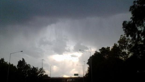 Alerta por tormentas fuertes en Mendoza