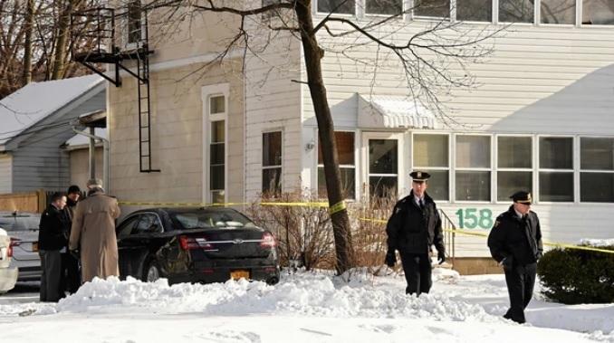El espantoso crimen múltiple que conmueve a Nueva York