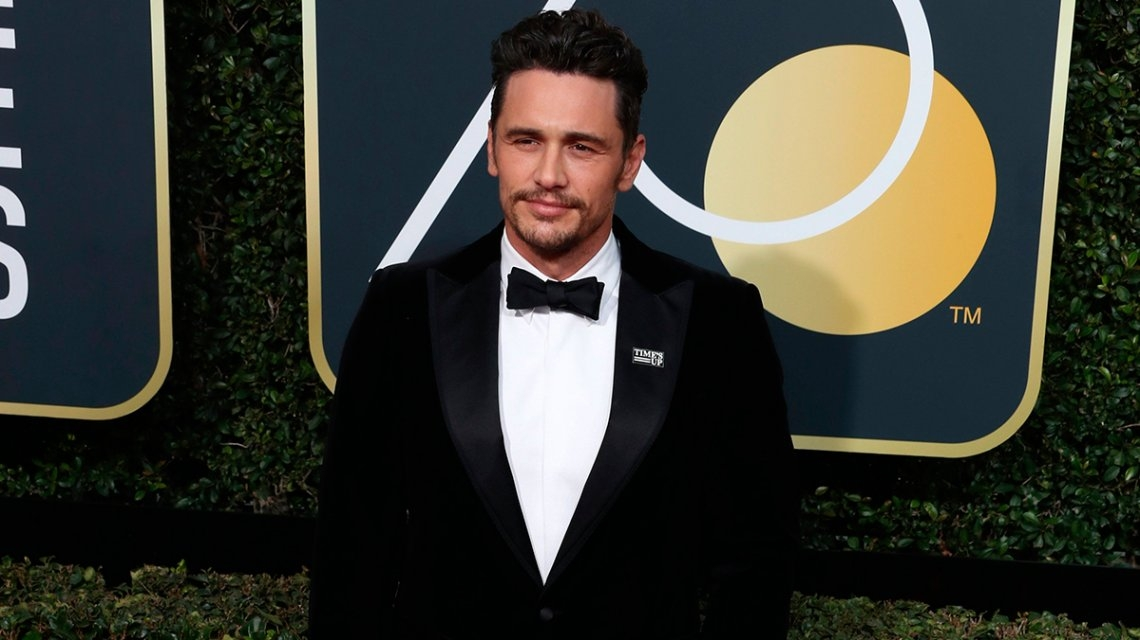 James Franco niega acusaciones de acoso sexual