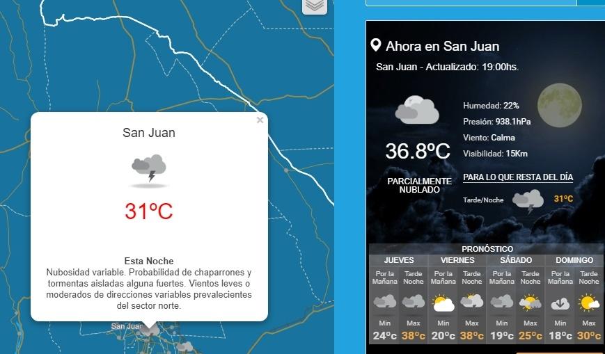 Llueve en la ciudad y rigen alertas por tormentas para Córdoba