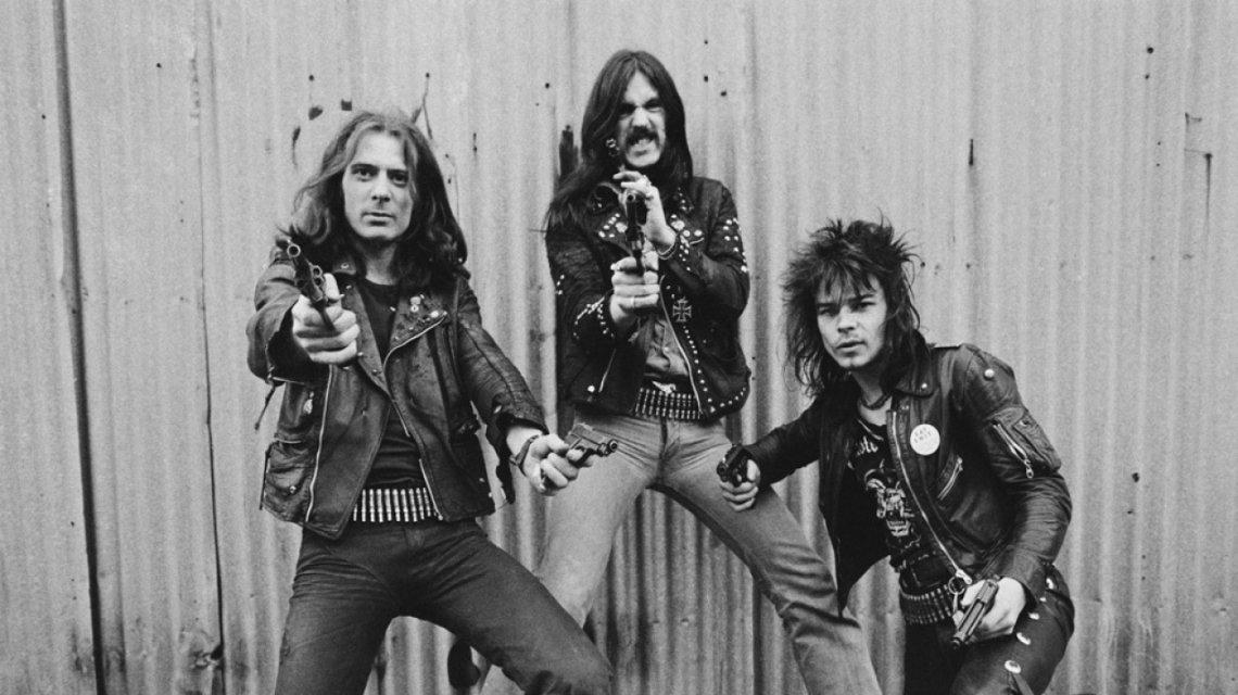 Murió Eddie Clarke, guitarrista fundador de Motorhead