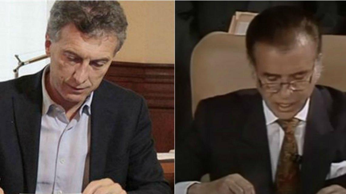 La oposición pedirá la deorgación del decreto de Macri