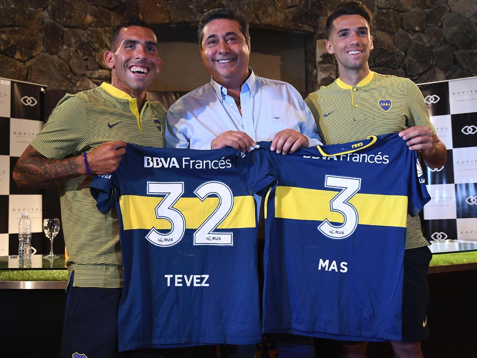 El nuevo Boca debuta en Mendoza ante Godoy Cruz