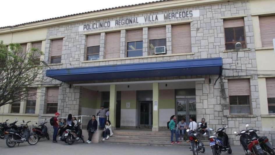 Una nena de 2 años está internada porque ingirió cocaína — Villa Mercedes