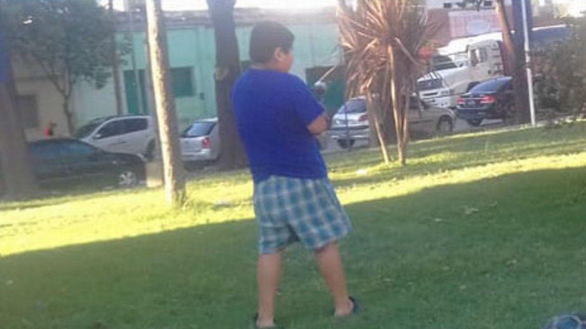 Un niño de 7 años fue discriminado en un pelotero