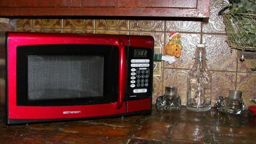 Por esta razón no debes usar el horno de microondas