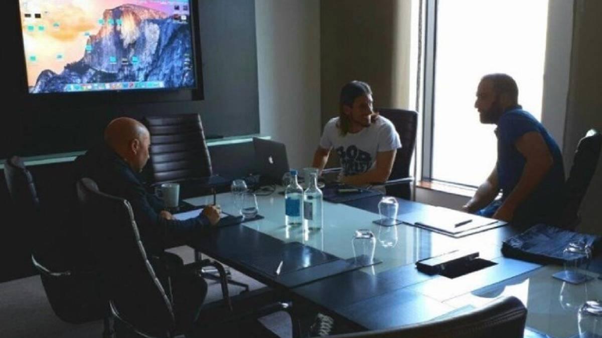 Gonzalo Higuaín vuelve a la Selección