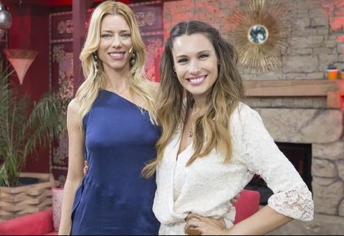 Sigue la pelea entre Nicole y Pampita — Duelo de titanes