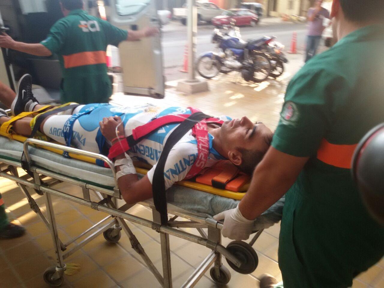Parte médico oficial del estado de salud de Fernando Gaviria