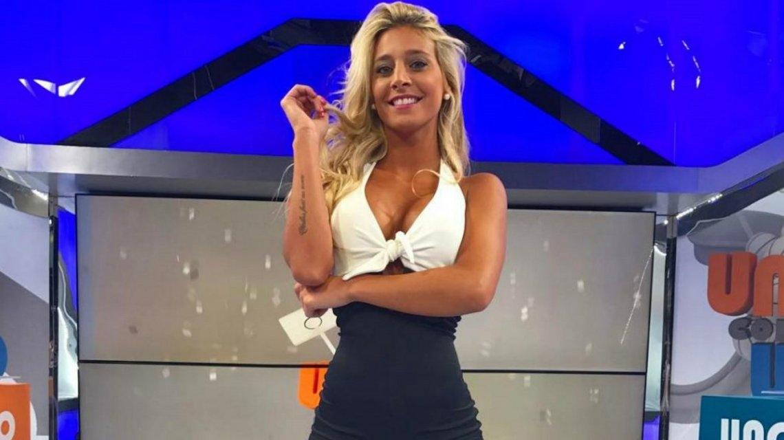 Marina Señuk, la nueva