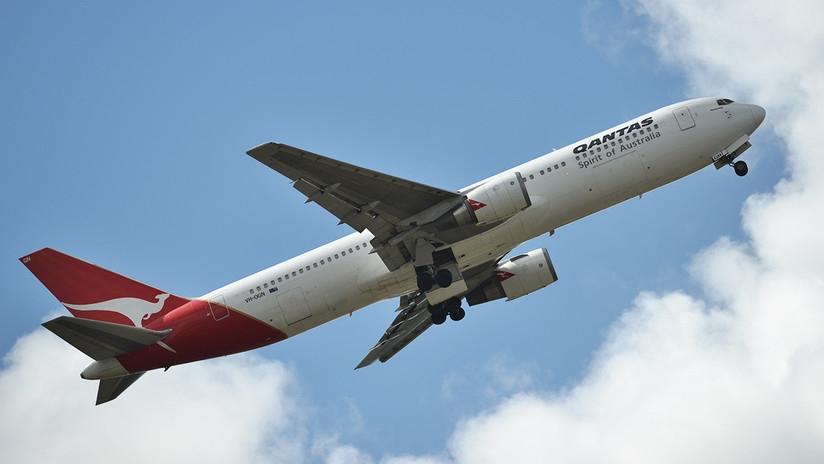 Un avión fue de Australia a EEUU — Mostaza como biocombustible