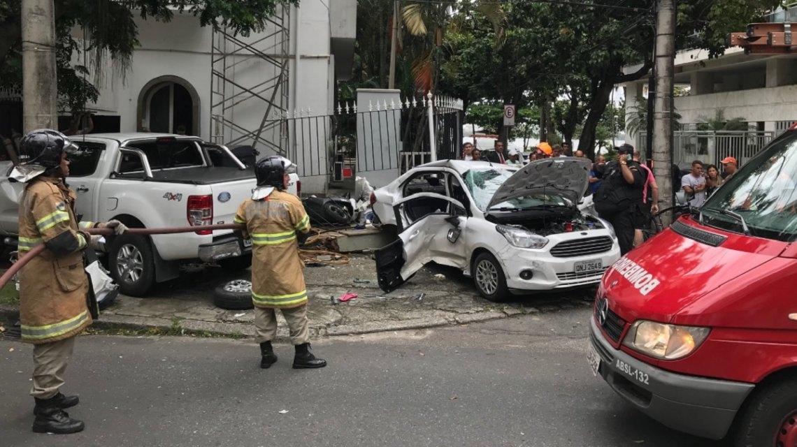 Una familia argentina chocó en Río de Janeiro: murieron dos mujeres