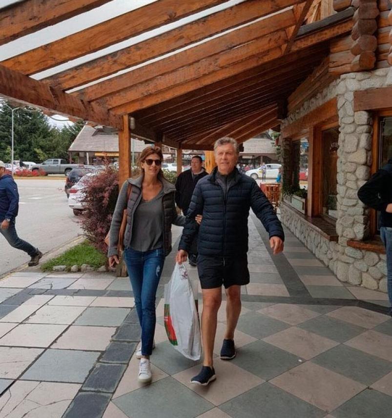 Macri se queda una semana más en Villa La Angostura