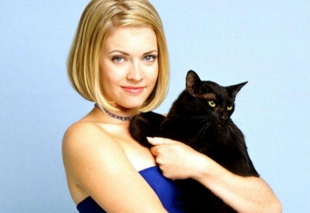 Será la nueva bruja Sabrina