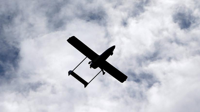 Terroristas atacaron bases rusas con 13 drones