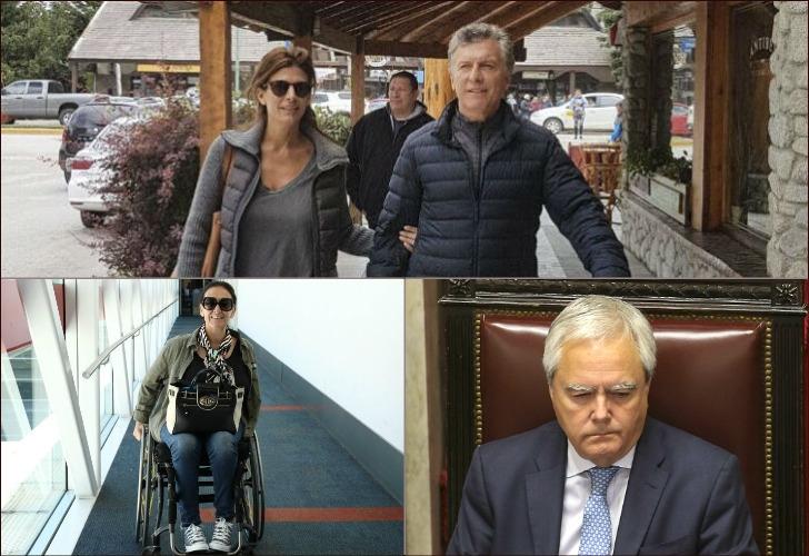 Mauricio Macri recibió a un par de gobernadores patagónicos