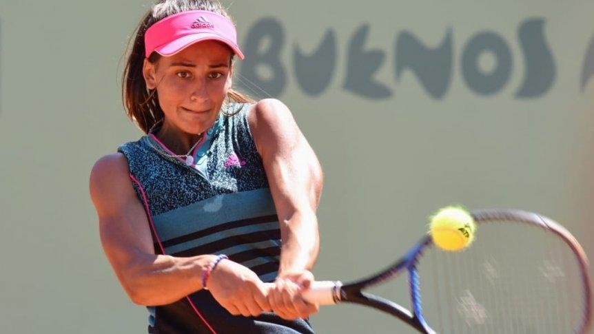 María Camila Osorio ganó bronce para Colombia