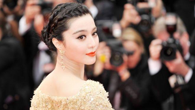 Multa millonaria para la actriz más famosa de China