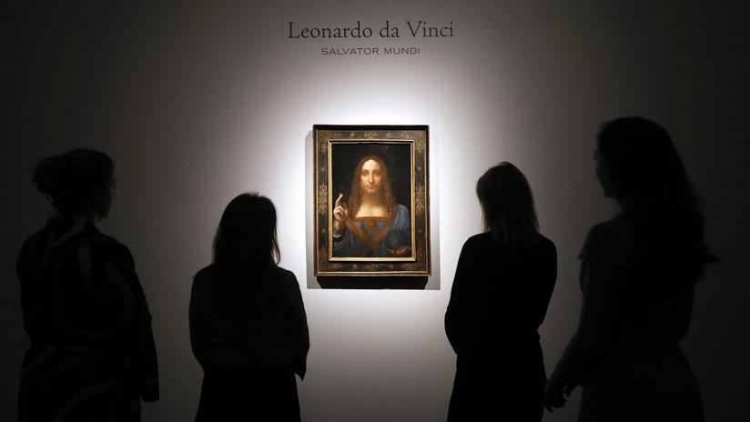 Se pierde la obra más cara del mundo — Da Vinci