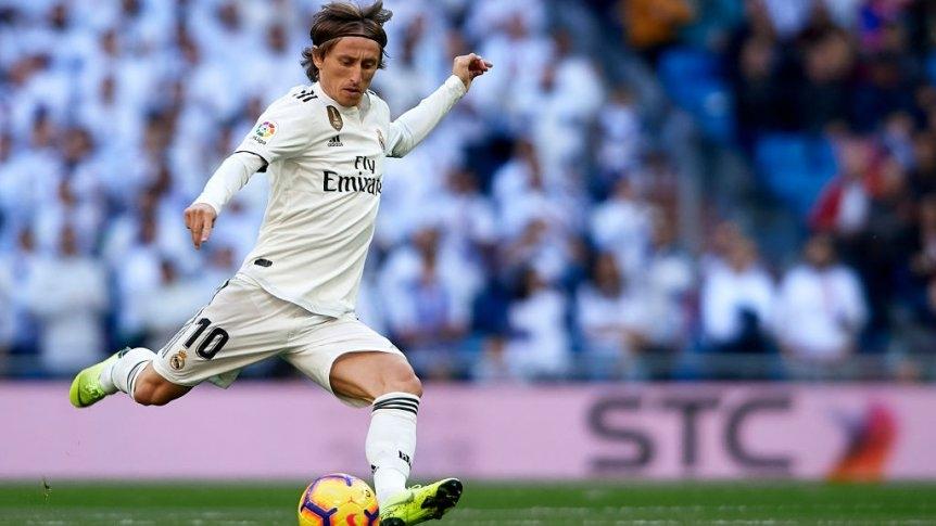 Nombra la IFFHS a Luka Modric 'Mejor Jugador del Mundo'