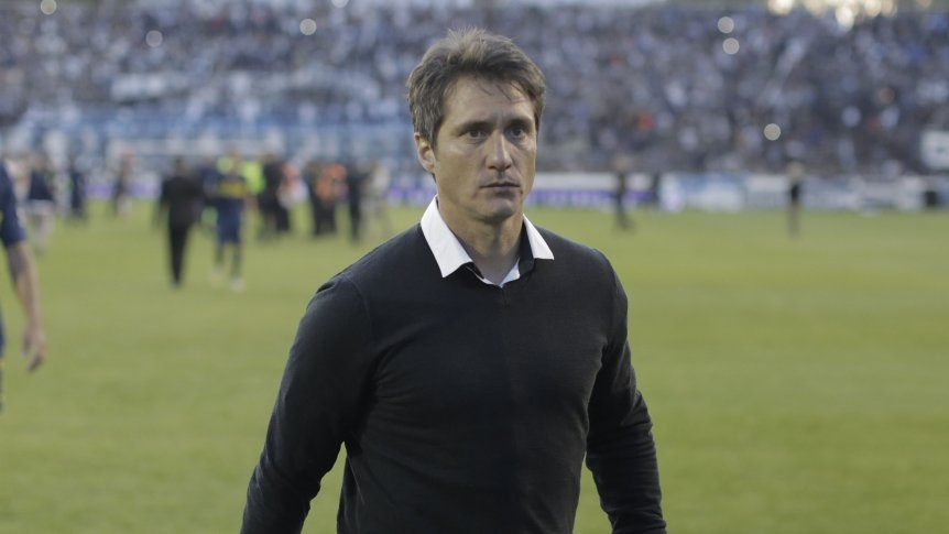 (FOTO) Guillermo Barros Schelotto podría dirigir a Ibrahimovic