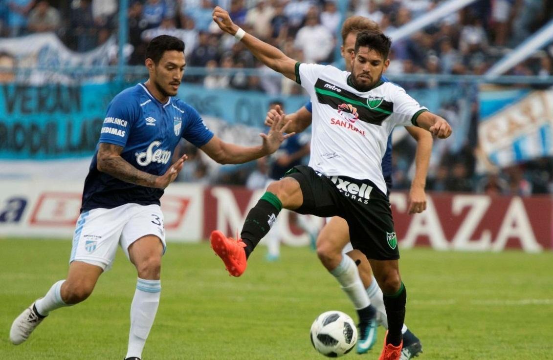 San Martín hizo un gol, pero cayó en Tucumán