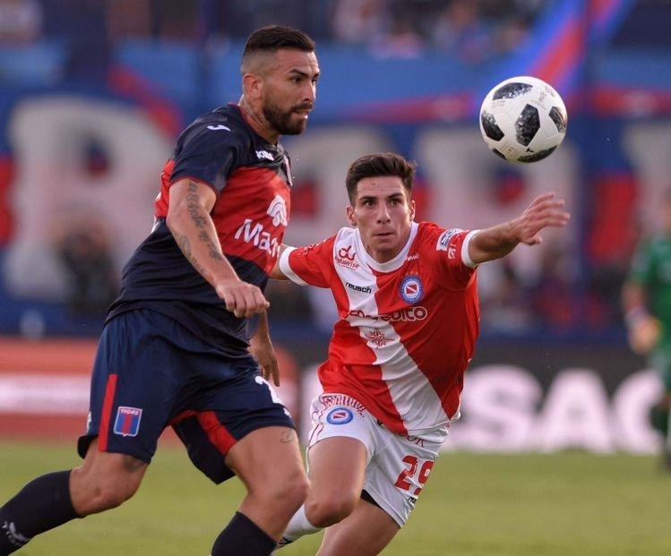Tigre quiere levantar ante el entonado Argentinos
