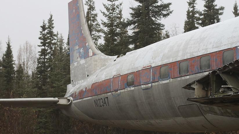 FOTOS: Los misteriosos aviones Boeing abandonados en Bali
