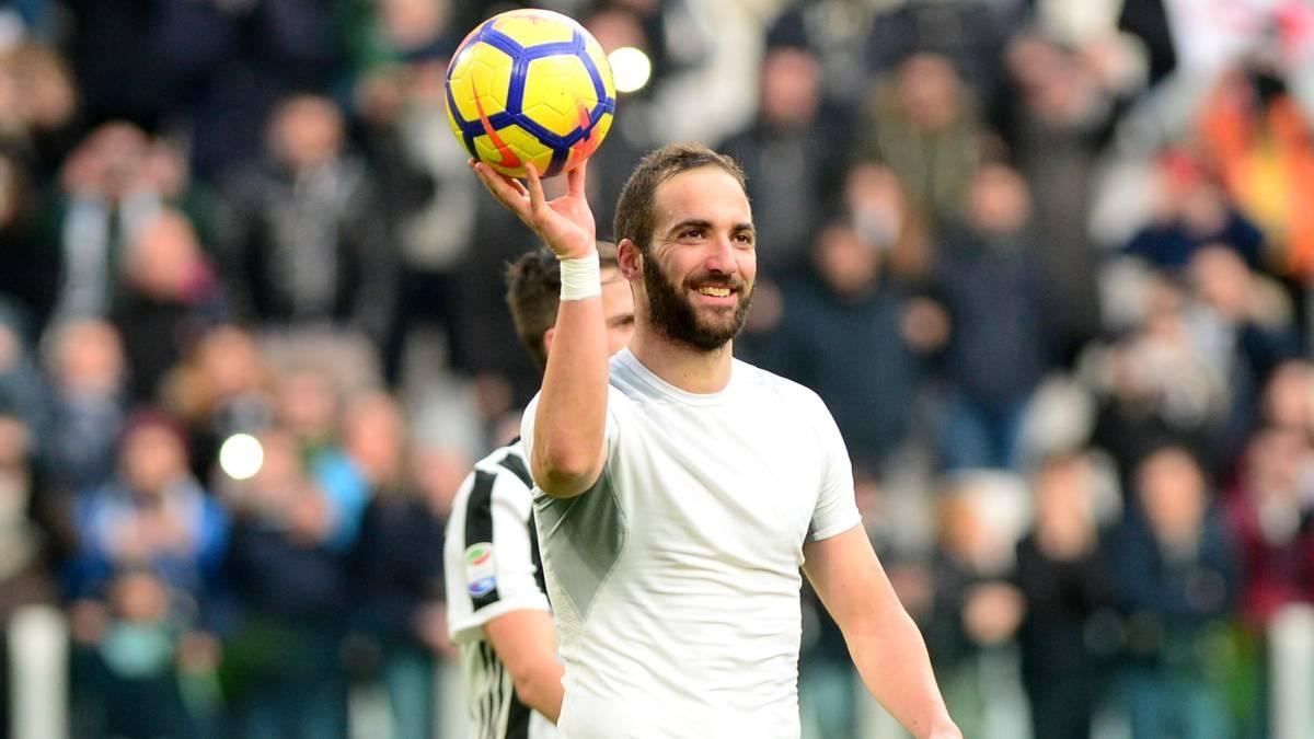 Sin piedad: Juventus goleó 7-0 a Sassuolo por la Serie A