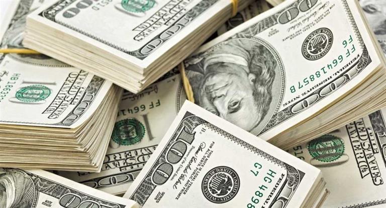 El dólar cedió 4 centavos y quedó en 19,77 pesos
