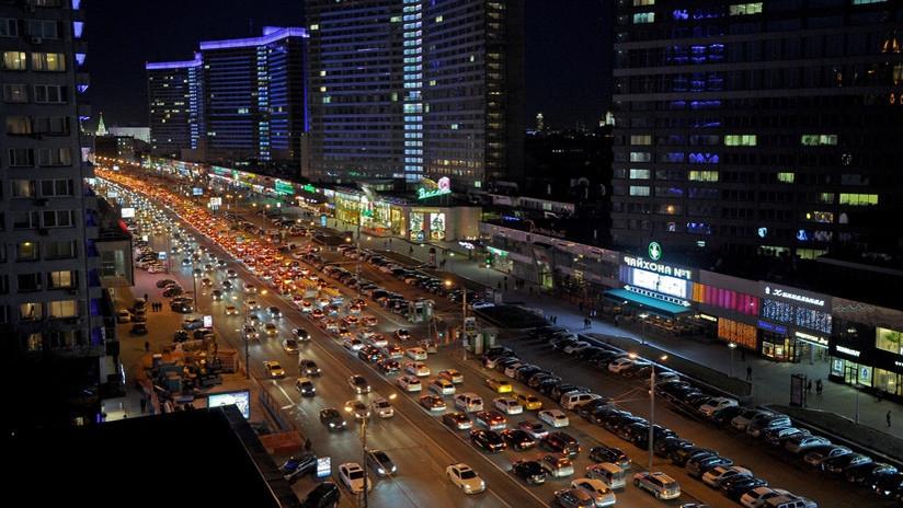 Bogotá está entre las 10 ciudades con el peor tráfico del mundo