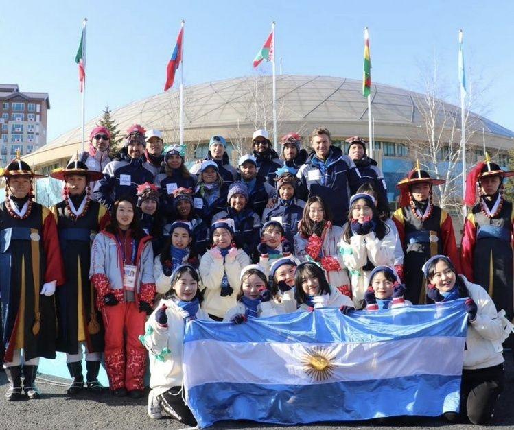 Con 7 argentinos, abren los JJOO de invierno