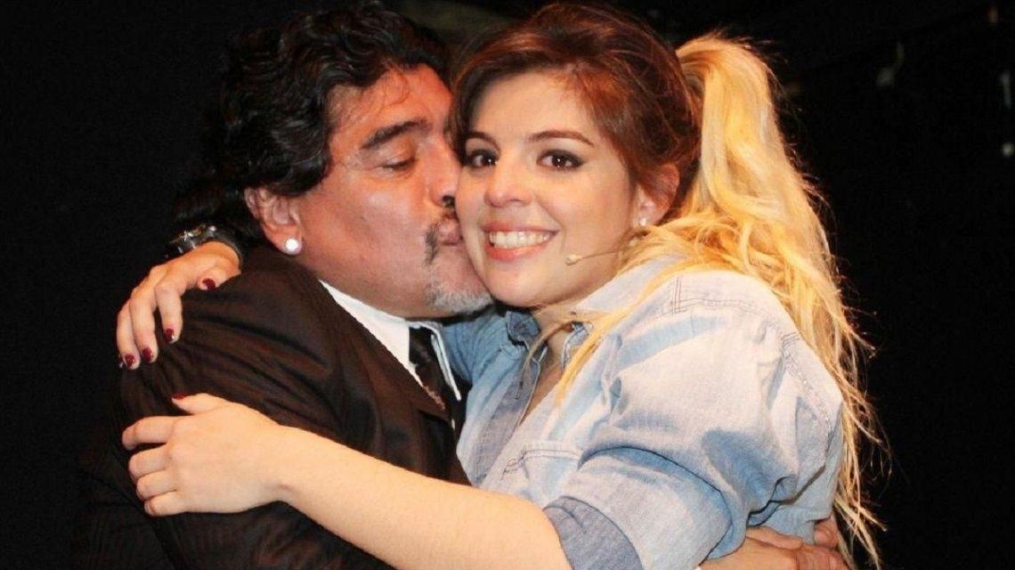 Se conoció la lista de invitados del casamiento de Dalma Maradona