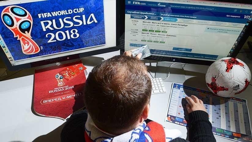 Este martes continuará la venta de entradas para el Mundial