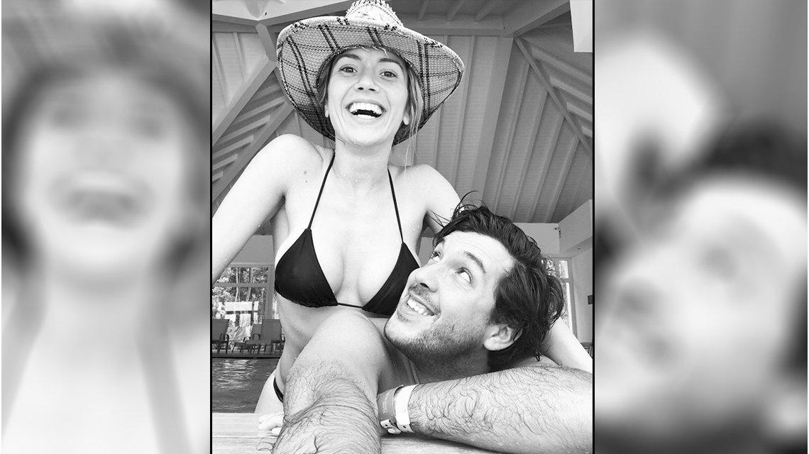 Laurita Fernández subió una foto con Fede Bal y las redes enloquecieron