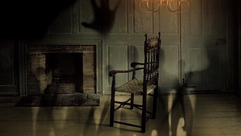 Filma el fantasma de la mujer del almirante Nelson