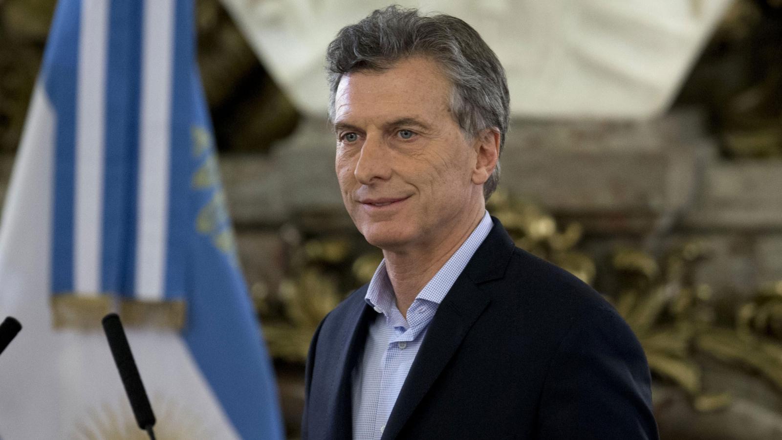 Macri confesó que sintió