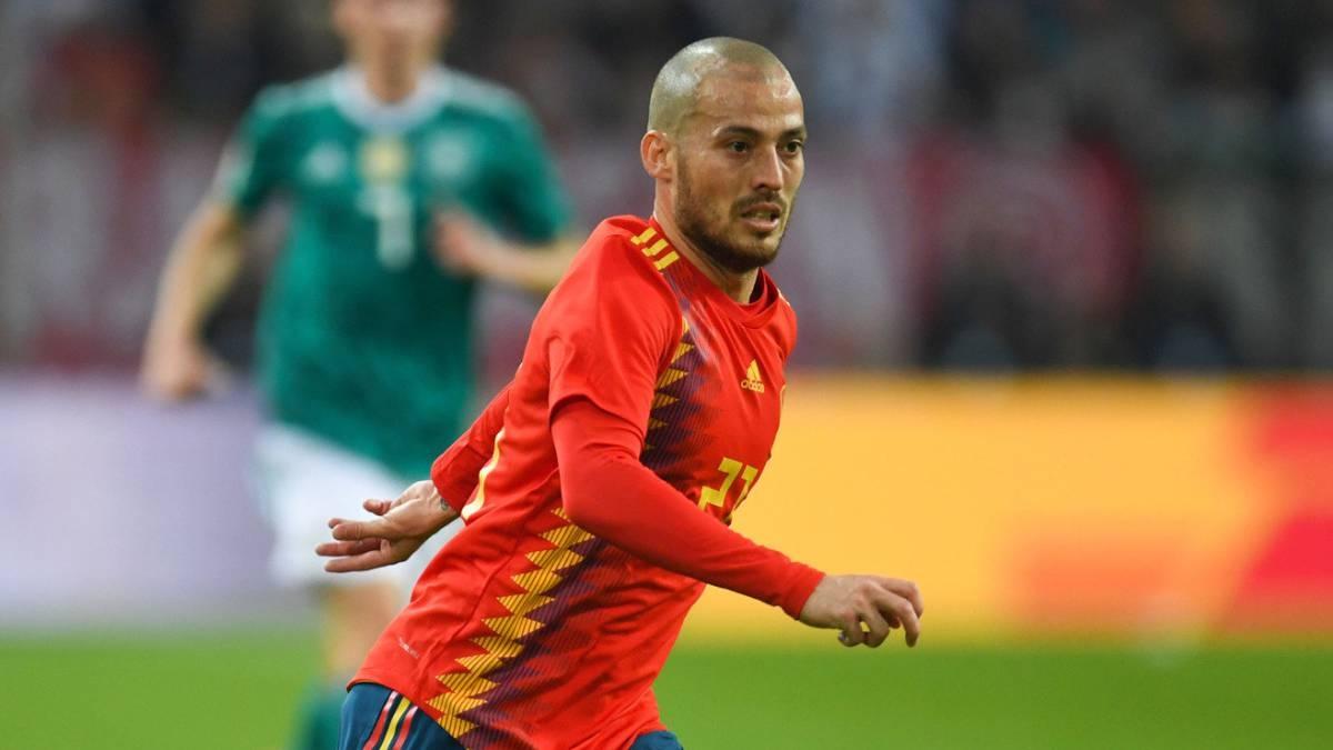 David Silva abandona la concentración de la selección española