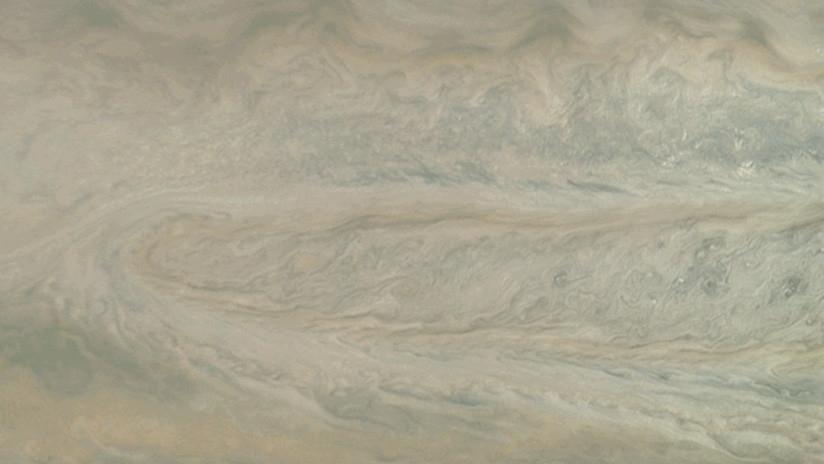 ¿Apareció un 'fantasma' en Júpiter?