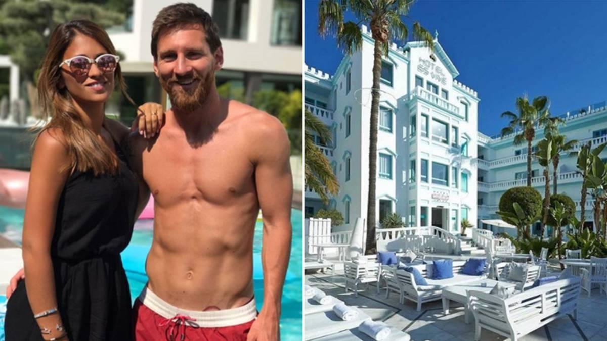 Lionel Messi compra lujoso hotel en Ibiza