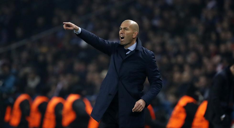 Zidane le manda un mensaje a Neymar