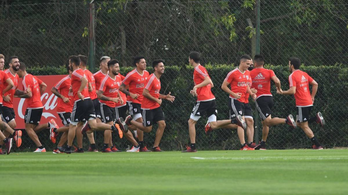 ¿Se molestó Gallardo por la reunión entre Sampaoli, Armani y Enzo Pérez?