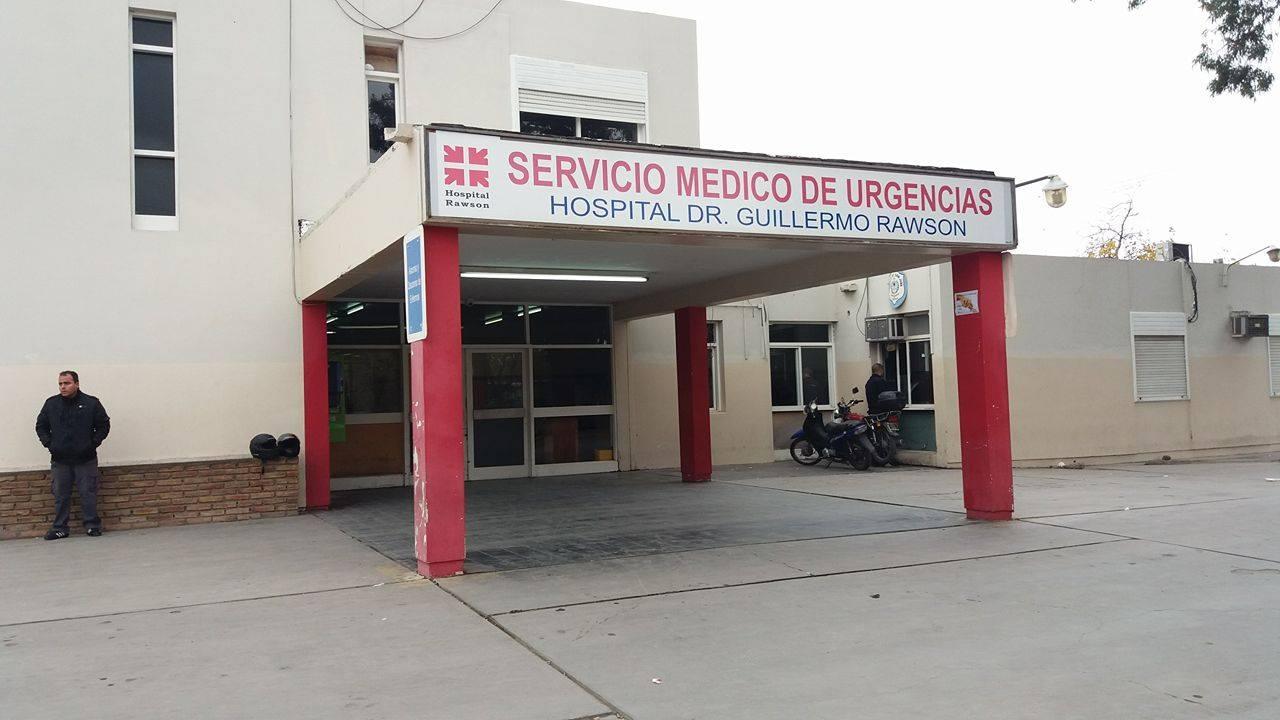 Resultado de imagen para urgencias del hospital rawson
