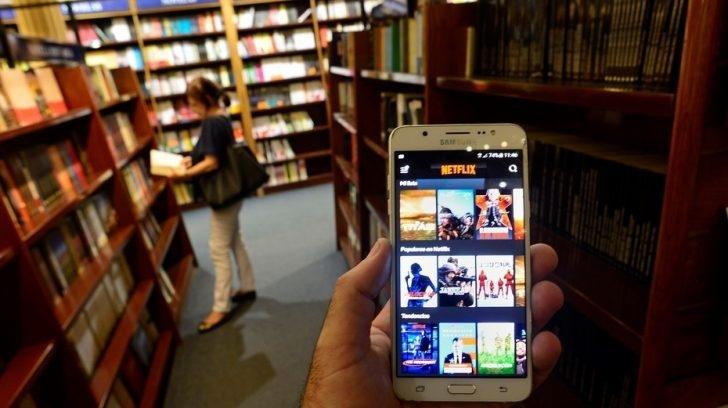 Un colombiano lee en promedio 5 libros al año