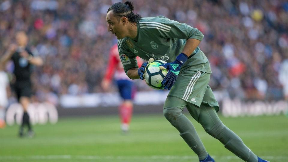 Keylor Navas habla sobre su salida del Real Madrid:
