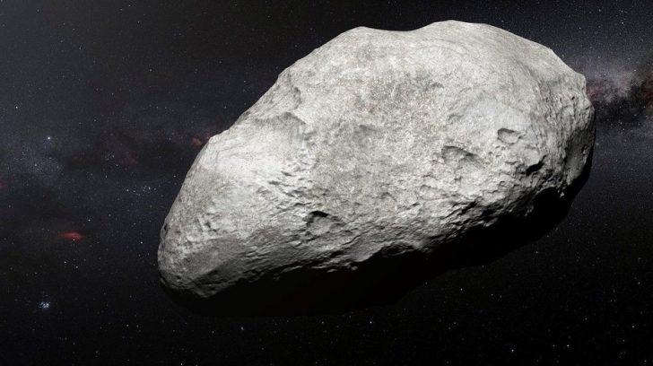 Astrónomos descubren asteroide