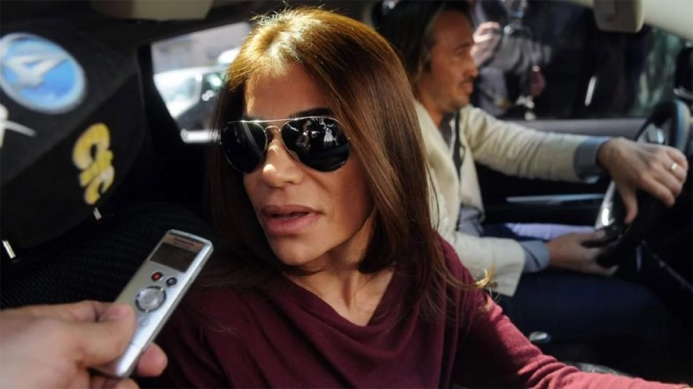 Máximo acusa a Zulemita de no dejarlo ver a Menem