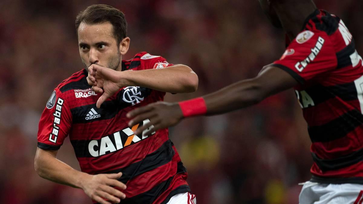 Flamengo 2-0 Emelec Resumen resultado y goles